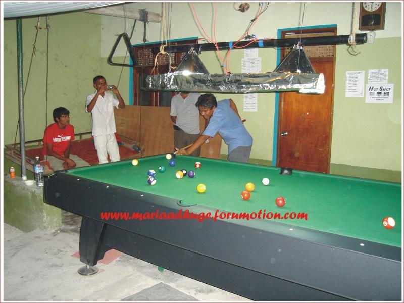 [b]Hot Shot First Billiard Tournament[/b] 0310