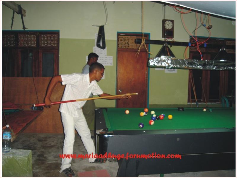 [b]Hot Shot First Billiard Tournament[/b] 0410