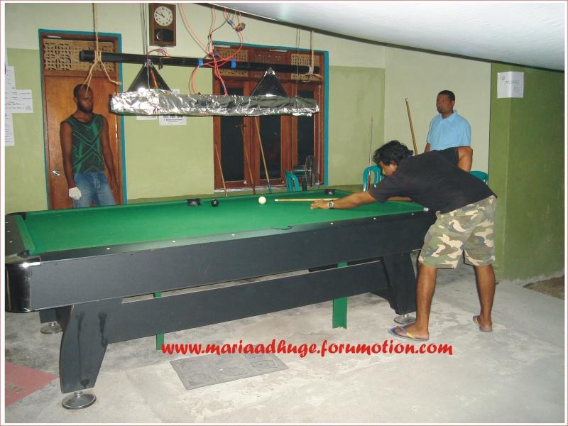 [b]Hot Shot First Billiard Tournament[/b] 0610