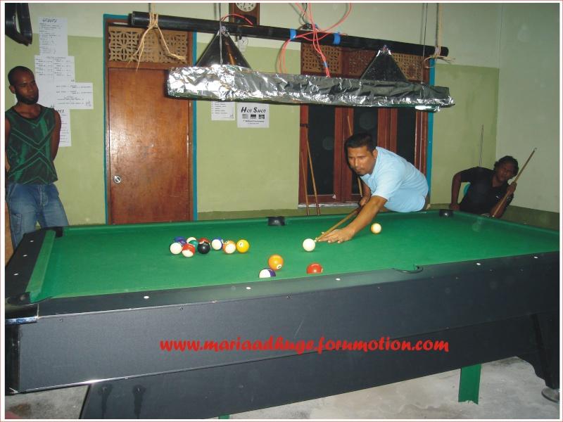 [b]Hot Shot First Billiard Tournament[/b] 0710