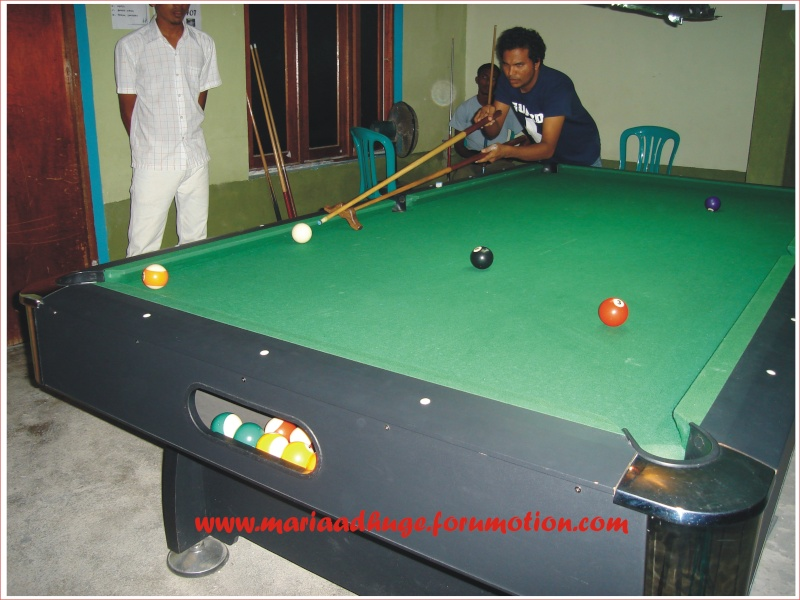 [b]Hot Shot First Billiard Tournament[/b] 0810