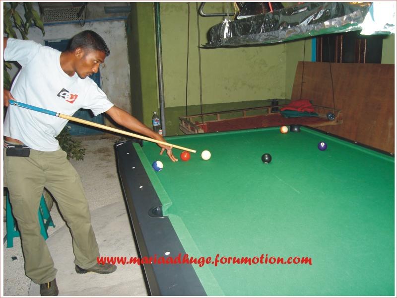 [b]Hot Shot First Billiard Tournament[/b] 0910