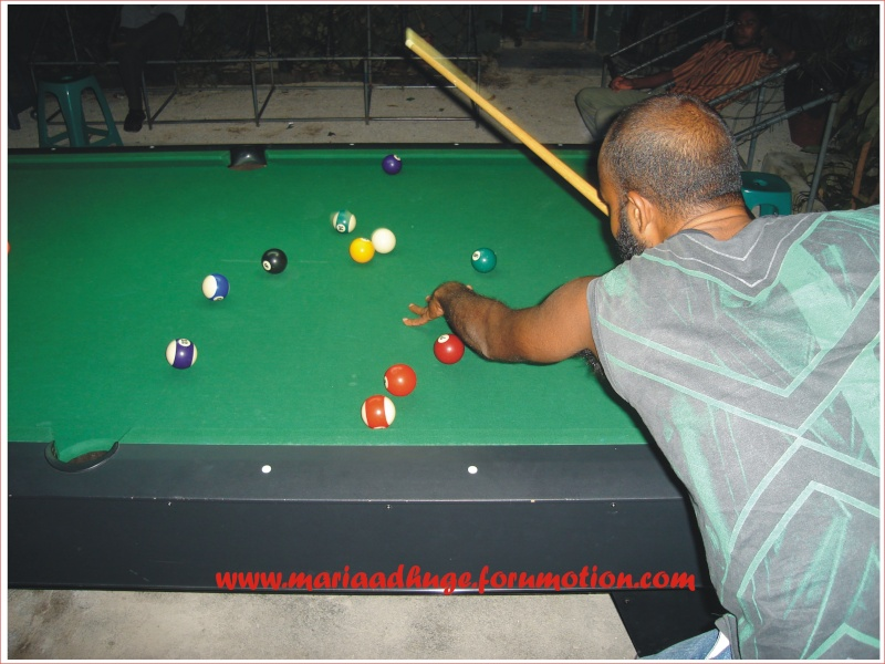 [b]Hot Shot First Billiard Tournament[/b] 1010