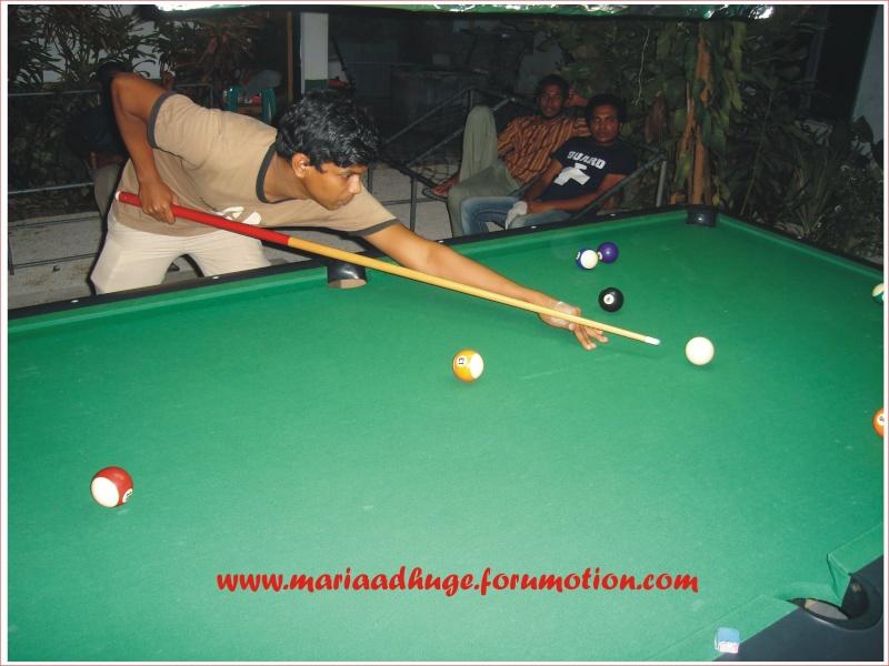 [b]Hot Shot First Billiard Tournament[/b] 1110