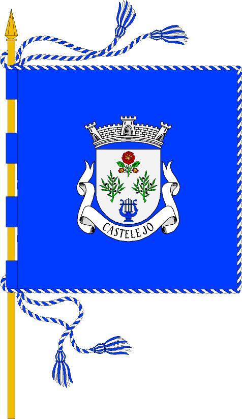 Brasão e Bandeira Castel11