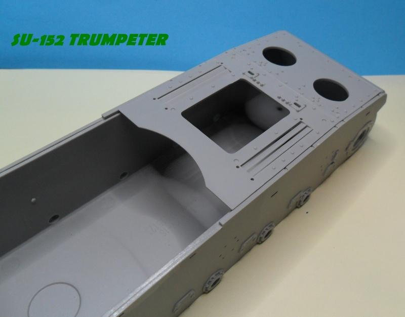 SU-152 LATE Trumpeter 1/35 Sam_5034