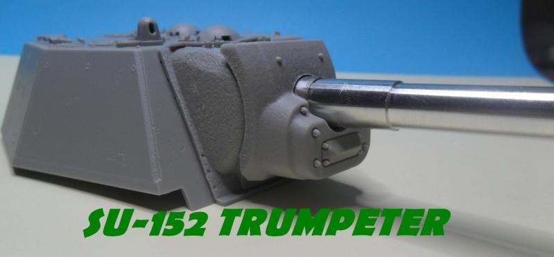 SU-152 LATE Trumpeter 1/35 - Page 2 Sam_5043