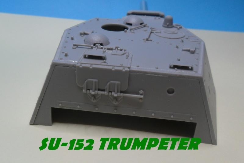 SU-152 LATE Trumpeter 1/35 - Page 2 Sam_5045
