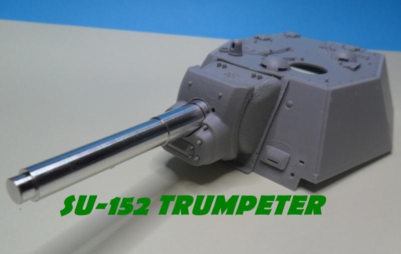 SU-152 LATE Trumpeter 1/35 - Page 2 Sam_5046