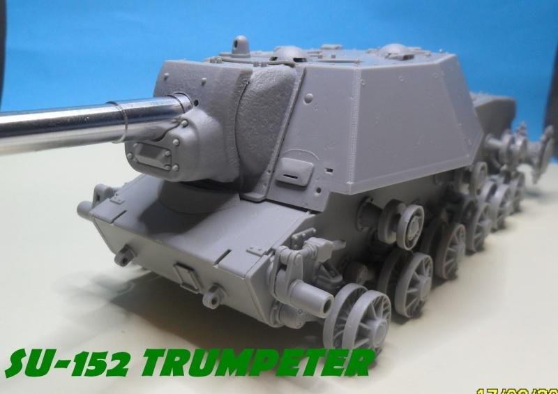 SU-152 LATE Trumpeter 1/35 - Page 2 Sam_5047