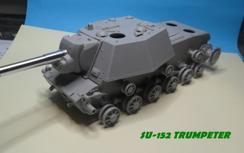 SU-152 LATE Trumpeter 1/35 - Page 2 Sam_5048