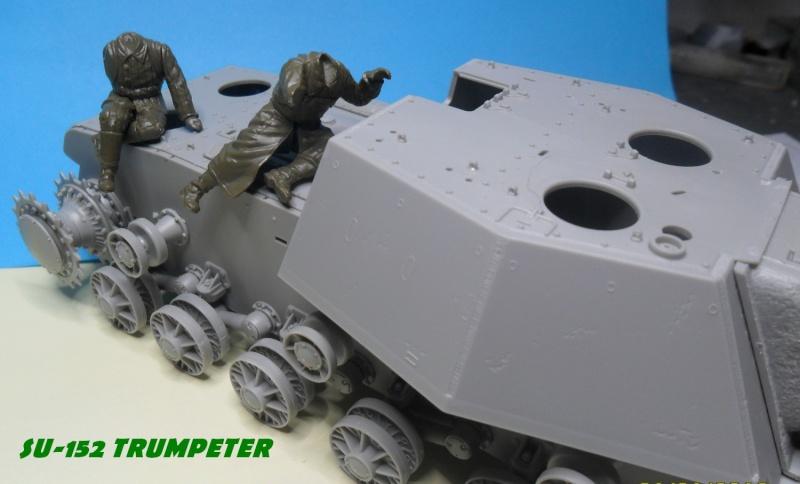 SU-152 LATE Trumpeter 1/35 - Page 2 Sam_5050