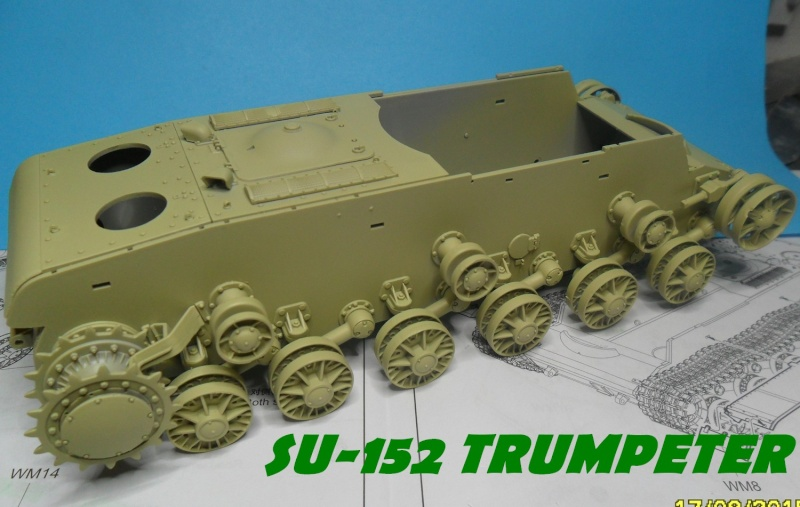 SU-152 LATE Trumpeter 1/35 - Page 2 Sam_5051