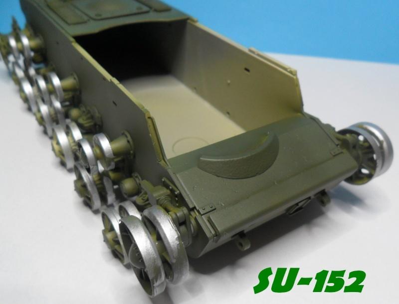 SU-152 LATE Trumpeter 1/35 - Page 2 Sam_5121