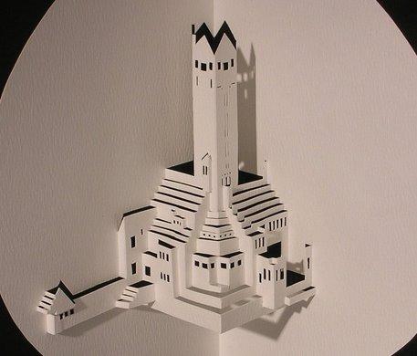 Awesome Paper Art Att00011