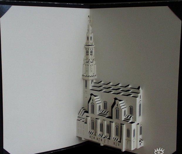 Awesome Paper Art Att00017
