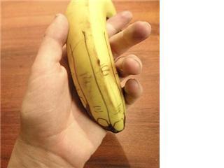 Banana Art!! :P Getatt23