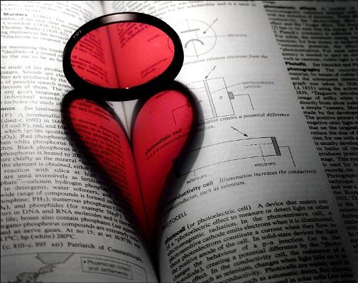 تأثير الضوء على الكتب ... صور رومانسية ... روعة Wh_38610