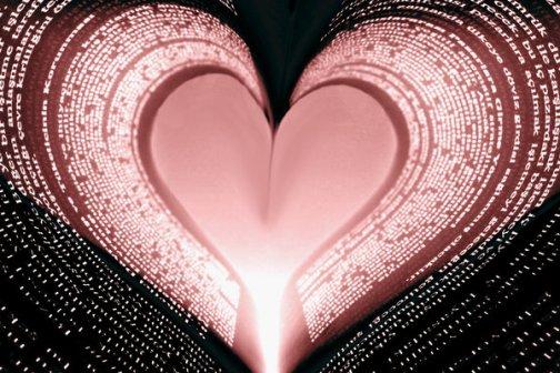 تأثير الضوء على الكتب ... صور رومانسية ... روعة Wh_80810
