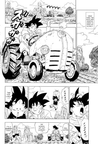 [Anime & Manga] Dragon Ball, Dragon Ball Super & Dragon Ball SD - Page 2 14360110