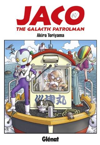 Jaco The galactic Patrolman - Akira Toriyama Jaco-g10