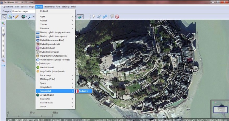 SAS Planet et Google Earth - Page 5 Captur29