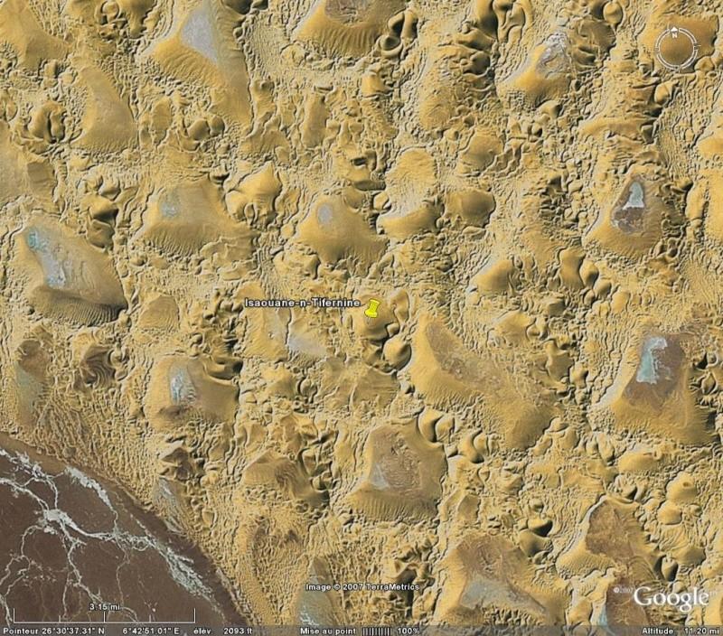 Les endroits les plus extrêmes Dunes10