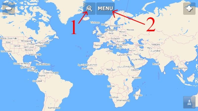 NavigatorFree / MapFactor / PC Navigator Naviga10