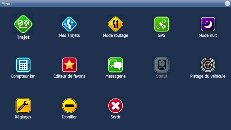 NavigatorFree / MapFactor / PC Navigator Naviga12