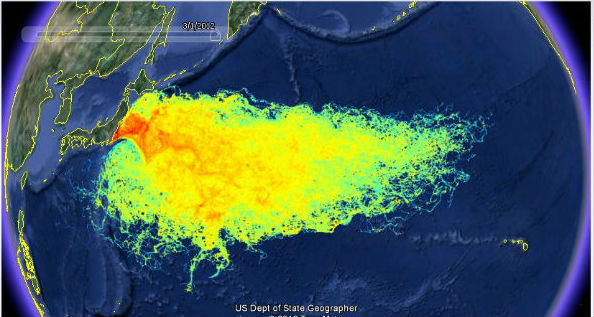 Fukushima : 30 mois après, les nouvelles images de Google Spamma10