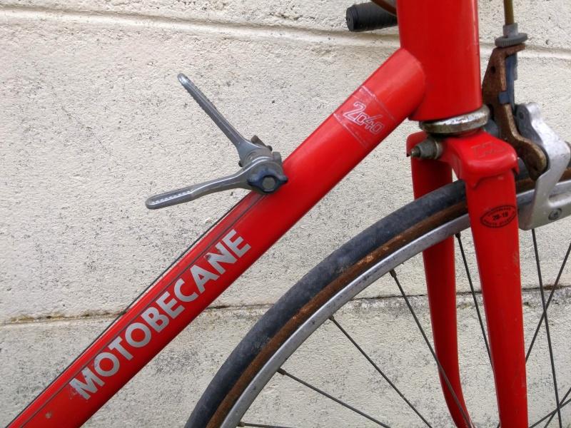 Mes Motobécane / MBK de course M-prof11