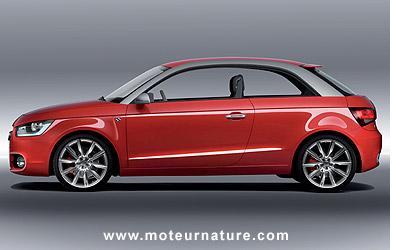 [Design] Audi s'inspire de CITROEN Audi10
