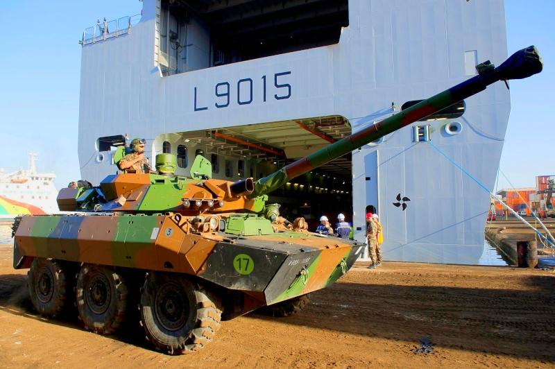 AMX 10 RCR - Tiger Model - 1/35ème 2obfrd10