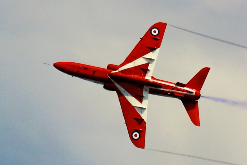 Bournemouth Air Show. Red_ar11