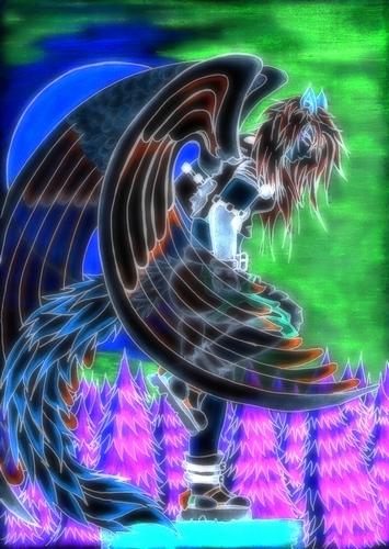 Raine Maeve Dreamayarum   in Negative mode!  Still cool in m Raine_10