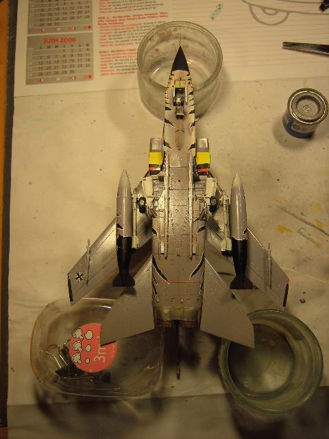 "Tornado ECR ""tigermeet 2011/12"" REVELL 1/72. Tornad15"