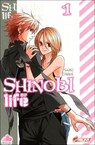Shojo: Shinobi Life [Konami, Shoko] Shinob10