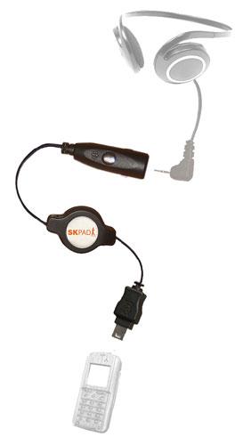 Accesoire pour l'audio Kit_ma10