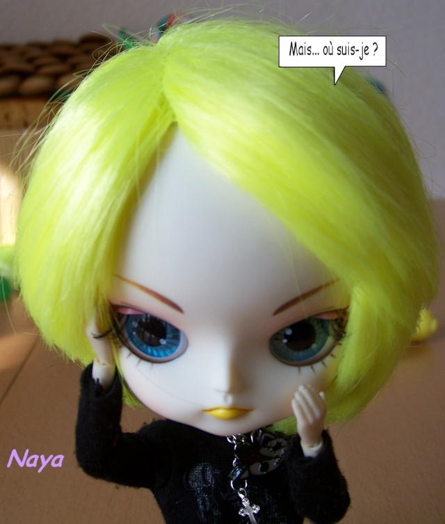 Mes petites dolls [Pullip] [Dal Hangry] [Hujo] [Taeyang] - Page 2 Pullip19