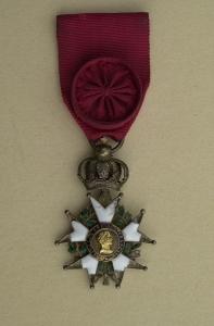 LOMBARD (Maichel) - Chef de bataillon - 51è de ligne - Legion16