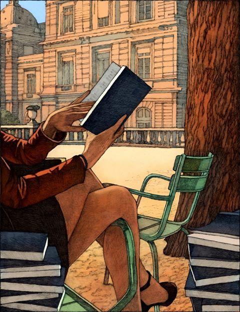 hyman - Miles Hyman [illustrateur] A495