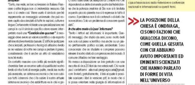 PIER GIORGIO CARIA.... GIORGIO BONGIOVANNI... ET LEURS AMIS....  LES ACROGLYPHES DANS LE MONDE  Contac16