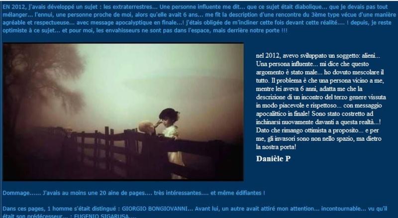 GIORGIO BONGIOVANNI.... UN HOMME PAS COMME LES AUTRES... AU SERVICE DE JESUS ET MARIE Daniel11