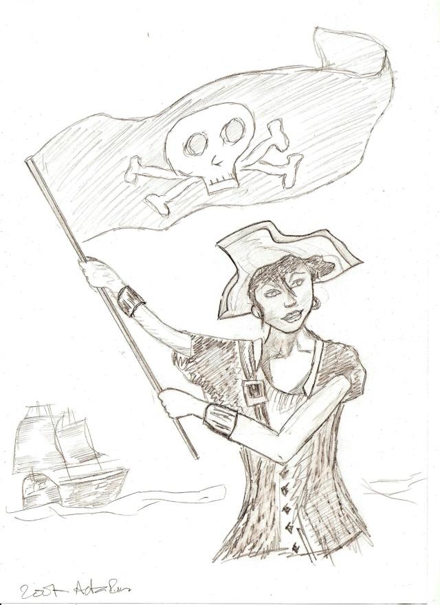 """[Illustration] """"Pirates et Corsaires"""" (14.12) Scanne11"""