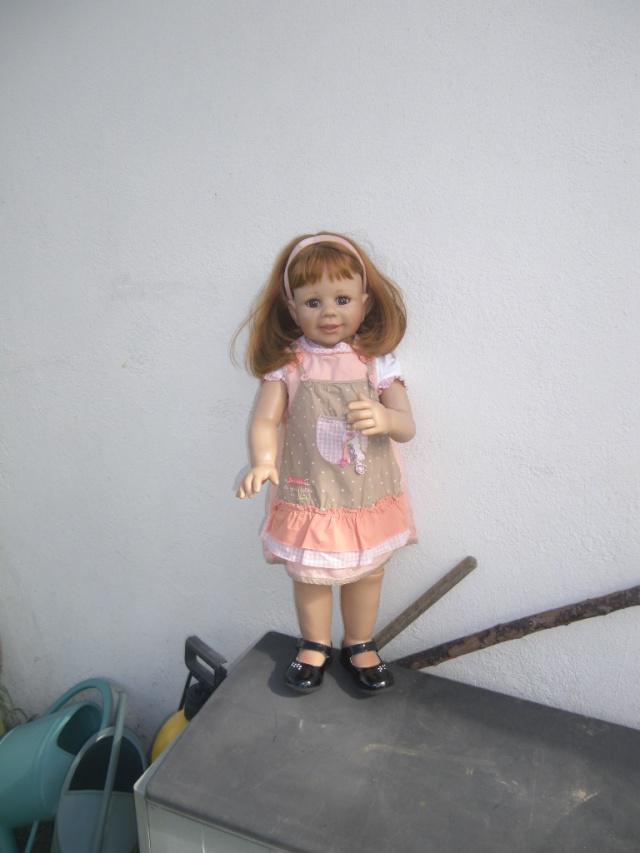 Mélodie et sa jolie tenue Imgp9712