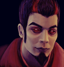 [World of Darkness] Tainted Blood Aaron10