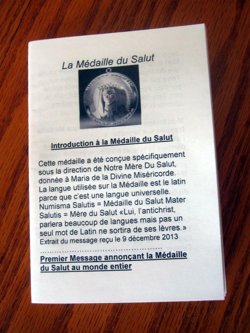 La Médaille du Salut : un fichier Word et un fichier PDF à télécharger ! Livret10