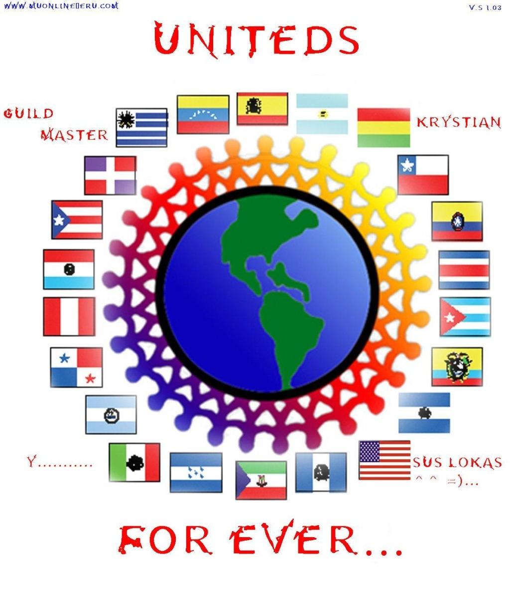 "GUILD-CLAN """"""UNITEDS""""""UNIDOS United11"