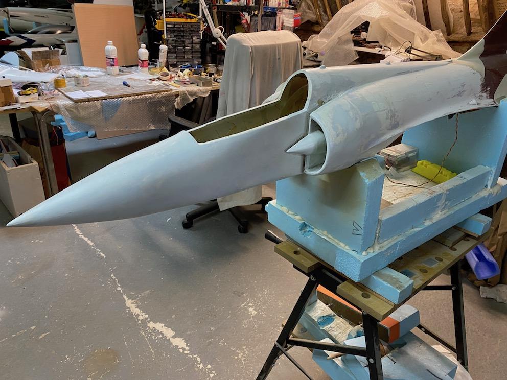 avion - Reconstruction d'un avion en Airex - Page 2 Img_2411