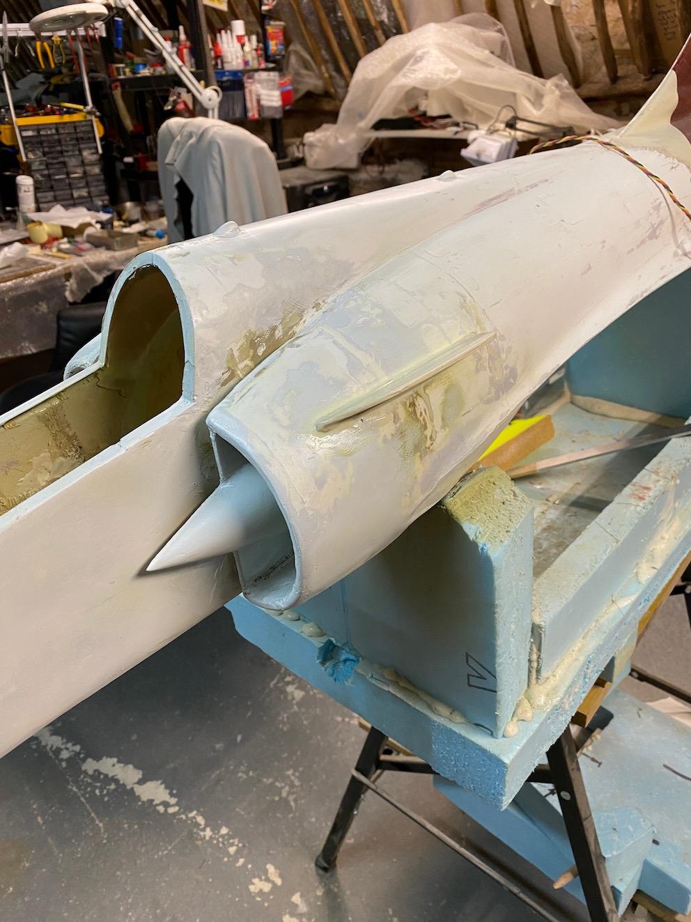 avion - Reconstruction d'un avion en Airex - Page 2 Img_2413